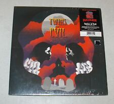 (LP) Twins Of Evil - OST / Harry Robinson / Death Waltz / SEALED