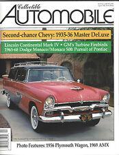 Collectible Automobile Magazine April 1998 Vol 14 - No 6