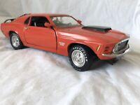 Ertl 1970 Boss 429 Mustang 1:18 scale.