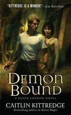 Black London: Demon Bound 2 by Caitlin Kittredge (2009, Paperback)