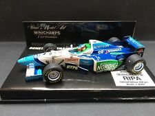 Minichamps - Jean Alesi - Benetton - B196 - 1996 - 1:43 - Ripa Special