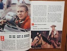 May 30, 1959 TV Guide(WANTED DEAD OR ALIVE/STEVE  McQUEEN/LORI  NELSON/TONY DOW)