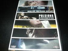 "COF 2 DVD NEUF ""PULSIONS"" Michael CAINE Angie DICKINSON Nancy ALLEN / DE PALMA"