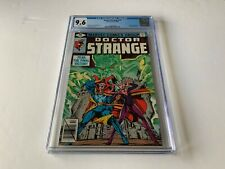 DOCTOR STRANGE 37 CGC 9.6 WHITE PAGES DSPAYRE APPEARANCE MARVEL COMICS