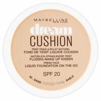 Fond de teint maybelline dream cushion n°030 Sable