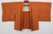 羽織 Haori japanese - Jacket Japanese - Orange Brown 1447