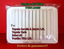 AF5655 Engine Air Filter for Toyota Corolla Matrix Yaris Pontiac Vibe & Scion xD