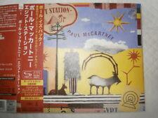 Paul McCartney Egypt Station [+2] Japan CD UICC-10040 W/Obi