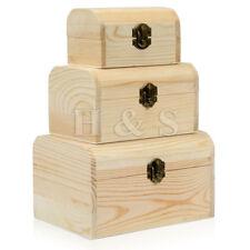 Wooden Case Earrings Jewellery Boxes