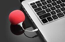 WHOLESALE LOT (1 DOZEN) Cute Audio Cool Foam Music Ball Speaker Player