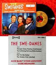 EP SWE Danes: Alice Babs Ulrik Neumann Svend Asmussen (Warner Bros. 1388-1) D 60