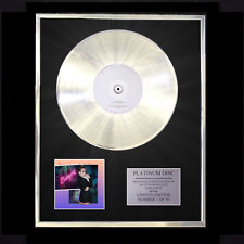 MILEY CYRUS BANGERZ CD PLATINUM DISC FREE P+P!!