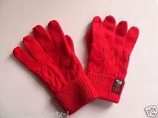 Gants moufles ESPRIT pour fille garçon enfant 45% coton maron NEUF Gloves S