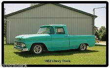 1962 Chevy Truck Refrigerator / Tool Box  Magnet