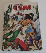 Mon Journal    EL BRAVO  34.35.36      album relié  N°   12       SEPT23