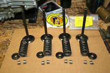 "74"" Indian Chief Valves, Springs and Keepers Set 1936 - 53 Cylinders (#734)"