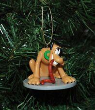 Mickey Mouse's Dog Pluto Christmas Ornament