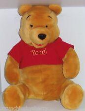 "Walt Disney World Winnie Pooh Bear Plush 18"" Teddy Bear Theme Parks"