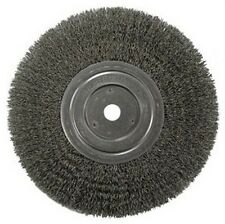 "ATD Tools 8361 8"" Wire Wheel with Spacer for 5/8"" Arbor"