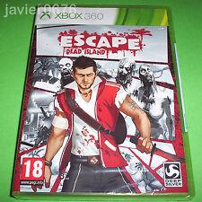 Pal version Microsoft Xbox 360 escape Dead Island