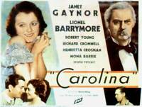 OLD MOVIE PHOTO Carolina Lobby Card Janet Gaynor Lionel Barrymore 1934