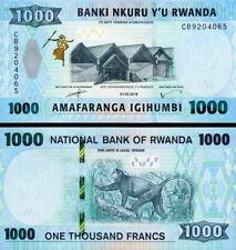 RUANDA - Rwanda 1000 francs 2019 FDS - UNC