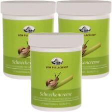 (28,87€/l) 3x Schnecken-Creme Schneckencreme 150 ml Gel schützt und regeneriert