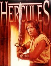 XENA - KEVIN SORBO - HERCULES THE LEGENDARY JOURNEYS 8X10 WB PHOTO #3 - RARE