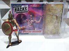 VITRUVIAN HACKS SPARTAN WARRIOR (SPARTA'S ELITE) SERIES 1 BOSS FIGHT H.A.C.K.S.