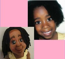 """Dolls by Jaia Design~18""""~Custom made to look just like you~Created from photo"""