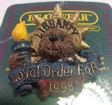 Bearwear Libearty, 1998, Friends of Bears Pin