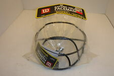 Wilson A3059 Softball/Baseball Batting Helmet Facemask NOCSAE Approved NIB