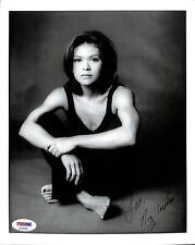 NIA PEEPLES PSA/DNA Autographed Signed 8 X 10 Photo Certified