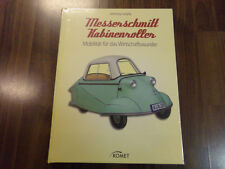 Messerschmitt Kabinenroller KR 175 * KR 200 * F 2000 * TG 500 Roadster * TG 601
