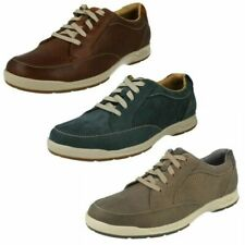 Clarks Mens Casual Lace Up Shoes Stafford Park 5