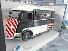 CITROEN HY Lieferwagen Van Bus Police Polizei NEU Solido 1:18