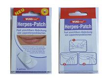 WUNDmed Herpes-patch Herpespflaster Herpesbläschen 2x