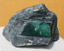 Exceptional, 100% Natural Green EMERALD IN MATRIX**Beautiful!