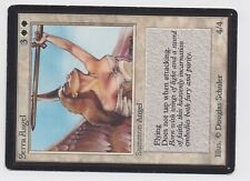 Beta Serra Angel Magic: The Gathering MtG LP - OLD SCHOOL 93/94