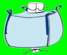* 1 Stk. BIG BAG 60 cm hoch, 105 x 75 cm - Bags BIGBAGS Säcke - 500kg Traglast