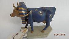 "COW PARADE MEDIUM, ""TUTANCOWMON "", New York, U.S.A. 2001, Box Perf Cond #  9126"