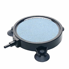 Pawfly 4inch Air Stone Disc Bubble Diffuser With Suction Cups for