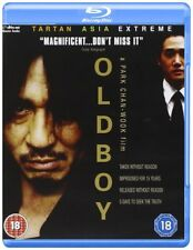 Old Boy    (Blu Ray)     Brand New & Sealed