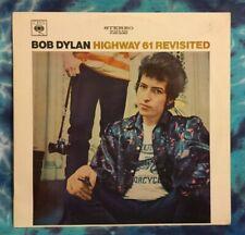 Bob Dylan  LP  Highway 61 Revisited  OZ  Australian  RARE (1969 Pressing)