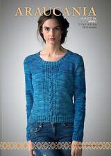 Araucania Huasco DK Sweater Pattern - AY031