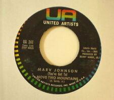 Marv Johnson UA 241 Move Two Mountains
