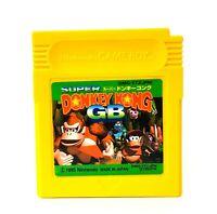 Super Donkey Kong GB Nintendo GameBoy Game Boy Donkey Kong Land Japanese Japan