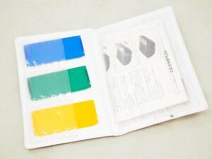 Olympus Colour Filter Set for T32 Flash Gun