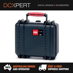 HPRC 2200 - HARD CASE WITH BAG (BLACK) (HPRC2200BAGBLK)