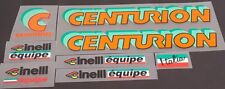 Centurion 1985 Cinelli Equipe Bicycle Decal Set (sku 10357)